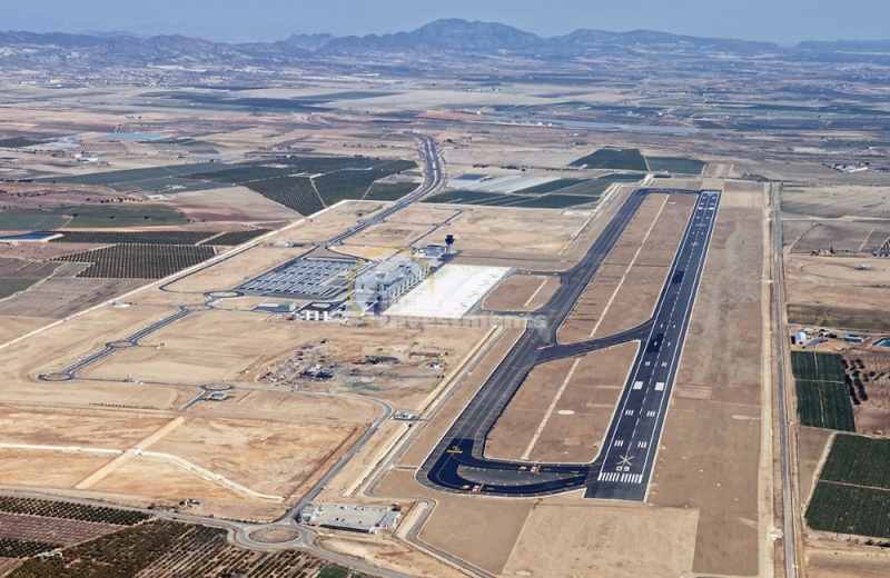 Latest news Corvera and San Javier airports